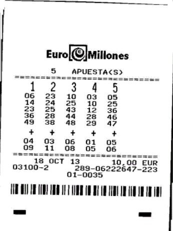Lotto Smile EuroMillions Winners Hungarian VIP